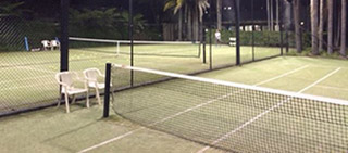 tennis court hire in the eastern suburbs